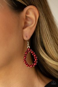 Paparazzi Pearl Spectacular-red $5.00