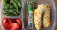 156 pages of Lunch Box Ideas