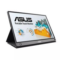 ASUS MB16AMT 15.6 Inch Touchable FHD 1080P Type C Portable Computer Monitor Gaming Display Screen for Smartphone Tablet Laptop Game Consoles
