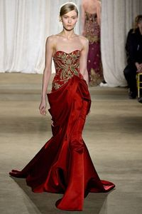 Marchesa Fall RTW 2013. repost your favorite #NYFW looks to get them from the Runway to #RTR!