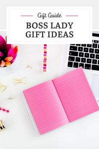 We've rounded up over 25 awesome girlboss gift ideas all lady bosses will love for their birthday or the holiday season!