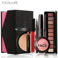 �Ÿ˜�FOCALLURE 8Pcs Daily Use Cosmetics Makeup Sets Make Up Cosmetics Gift Set Tool Kit Makeup Gift�Ÿ˜� $33.39