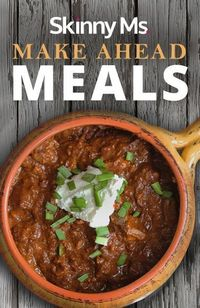 Freezer Recipes with 55 Make Ahead Meals Ebook is brimming with recipes that can be whipped up for easy meals, nutritious breakfasts, and family favorites.