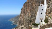 Amorgos, your next summer stop during Greek Island Hopping