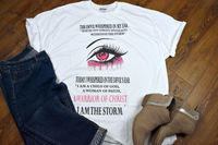Breast Cancer Awareness Shirt | Cancer Shirt | October Pink T-Shirt | Woman's Shirt | Gifts for Women | Gifts for Mom | Pink Ribbon Shirt $11.99