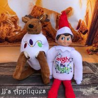 Light the Night Elf Sweater