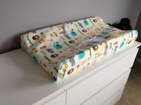 Changing Pad Cover DIY