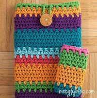 Tablet Time! 10 Free Crochet Tablet Cozies