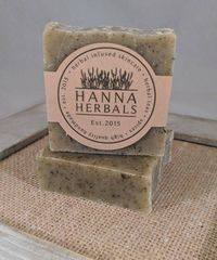 Herbal Garden Soap - cold processed soap - $12.00