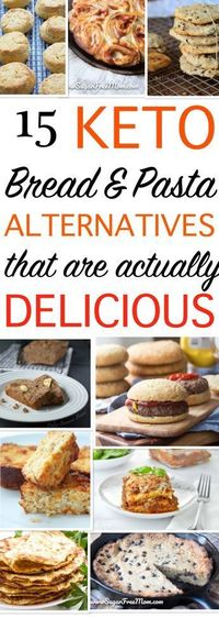Delicious Ketogenic Recipes for People Who Love Carbs | The main challenge of going on the ketogenic diet is not being able to eat the usual carb-laden foods yo