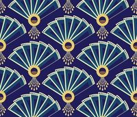 Love this Art Deco Pattern