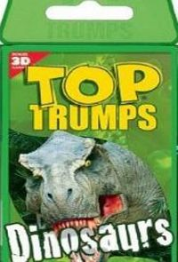 Winning Moves 2 X Top Trumps Dinosaurs Card Game Top Trumps Dinosaurs Card Game (Barcode EAN = 0627644151457). http://www.comparestoreprices.co.uk/card-games/winning-moves-2-x-top-trumps-dinosaurs-card-game.asp