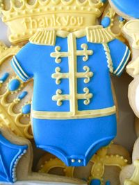 Prince+Baby+Shower+Theme | Oh Sugar Events: Little Prince Baby Shower