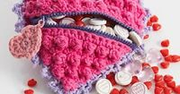 FREE PATTERN: Heart bag