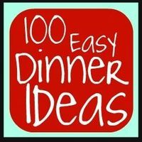 Check out these easy recipes!! Many of these meals can be made faster than you could go get takeout!!