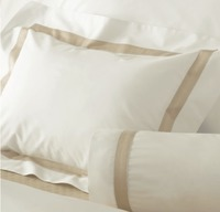 Lowell Ivory & Champagne Bedding $68.00
