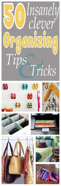 diy home sweet home: 50+ Hacks to Start Using NOW!! (You'll wonder how you ever lived without them.)