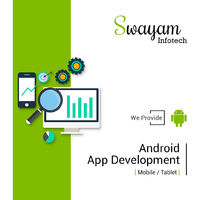 As a leading #custom #Android #app #development company, Swayam Infotech offers Android mobile application design & #development services.