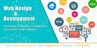 Website Design and Development Company in Indore