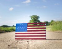 USA Flag Metal Wall Decor $69.99 �œ� Handcrafted in USA! �œ� Support American Artisans
