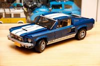 Ford Mustang lego top christmas gifts 1648pcs £85.00