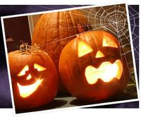 eHow's Halloween guide has tons of printable pumpkin carving patterns, from scary patterns to traditional pumpkin faces, that are sure to frighten all your Hall
