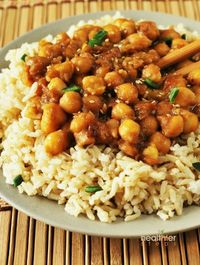 A delicious and healthy take on a traditional Chinese recipe. Flavorful, easy to prepare and satisfying. This vegan version is perfect!