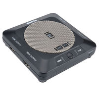 EZCAP 1080P HD HDMI VGA Video Recording Box Audio Capture Card Recorder for PSP PS3 for Xbox Education Video Conference