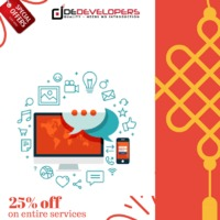 Do you want to develop your website? So what are waiting for DeDevelopers are here to provide you best service Website Designs, E-commerce website, Logo Designs, the Business card on time Save Up to 25% Off on entire services. Visit for more: www.ded...