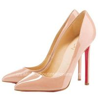 Christian Louboutin Pigalle 120 Pointed Toe Pumps Pink Cheap