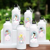 Keep the bride and her attendants hydrated with our cute and colorful personalized Goin' to the Chapel Water Bottle series. They make great bridesmaid's gifts they'll use again and again. Complete with a sturdy cap and convenient clip, t...