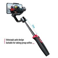 Wewow A-Lite Extendable 3-Axis Smartphone Gimbal Stabilizer