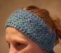 Easy Knit Headband Free Pattern | Free Knitting Pattern - NEW! Whistler Headband from the Hats Free ...