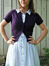 Peggy Sue Sweater - free pattern