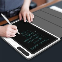 Ysonton PG2800 Plus 10.1 inch LCD Writing Tablet with Cover Digital Drawing Electronic Handwriting Pad Message Graphics Board Kids Writing Board Children Gifts