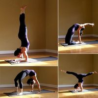 If you've already mastered how to do a Headstand, it's time to tackle the amazing Forearm Stand. What you need are a strong upper body and core, as well as