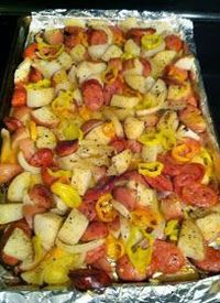 Ingredients: 1/2 Stick of Butter 1 28oz Can of Peaches or to go real old school boil and peel 8 to 10 fresh peaches 2 cup sugar 1 & 1/4 cups of water 1 heaping