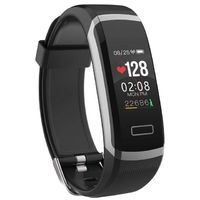 Smart Waterproof Heart Rate Monitor Fitness Tracker Sport Watch For Android IOS $27.99