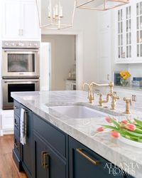 Have you seen the 2107 Kitchen of the Year in Atlanta Homes? I love the selection every year (no lie - I always do), but this one is probably my favorite in rec