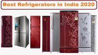 There are the list of top 10 Best Refrigerator in India in July 2020. Find and know about the best fridge in India from this list through our experts reviews and check detailed specifications and features. Here we explore the single door and double door r...