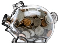 It was a weekend and my son was helping me re-organize the cupboards in his bedroom. That's when we found his piggy bank. It was quite heavily filled with a lot of coins. He was very happy and wanted to find out how much money he has. #mathsclasses...