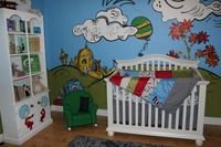 Dr. Seuss Baby - Nursery Designs - Decorating Ideas - HGTV Rate My Space
