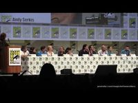 The Hobbit: The Battle of the Five Armies panel, #SDCC 2014 - YouTube (55:36mins)