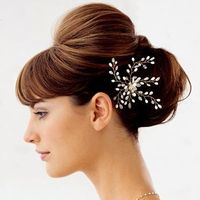 wedding hair barrettes - Google Search