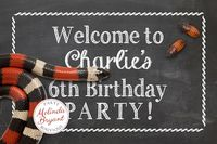 Reptile Party Door Sign 12x18 Decor Snake Lizard Birthday Banners Kids Decorations Themed Boys Girls Personalized Custom Buffet Table Signs $20.48