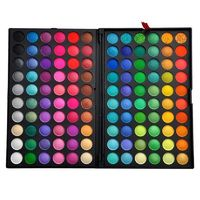 Pro 120 Full Color Eyeshadow Cosmetics Mineral Eye Shadow Palette Makeup Kit $33.99