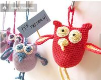 crochet owl patterns, owl patterns and crochet owls.