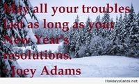 Funny new year quote 2015