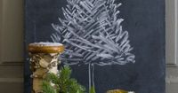 REVEL: Chalkboard Tree Backdrop