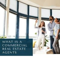Commercial Real Estate Agents is a type of real estate job its role is to act as a middleman to a client who is interested to sell, lease or purchase a commercial property.